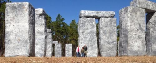 Alabama Stonehenge