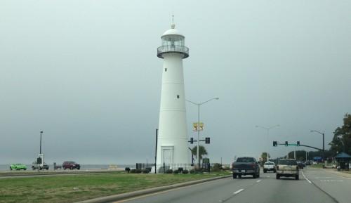 Biloxi Lighthouse, 1848