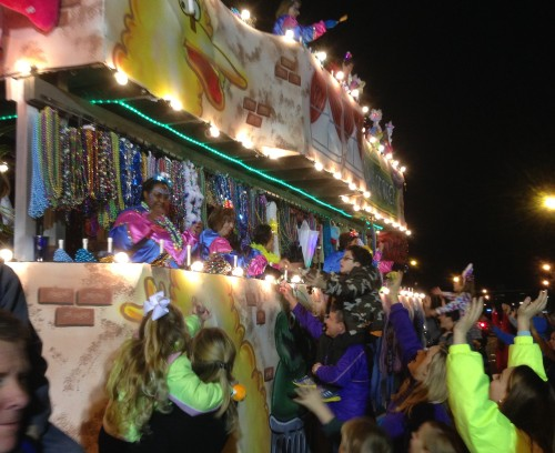 Double Decker Float