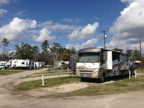 New Orleans East RV Park, Slidell, LA, #E8