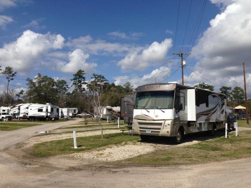 New Orleans East RV Park, Slidell, LA, #E8