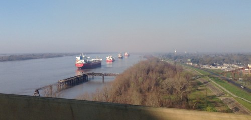 On The Mississippi River