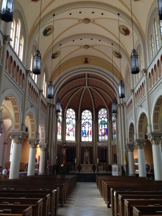 Cathedral of St. John the Evangelist, Lafayette, LA