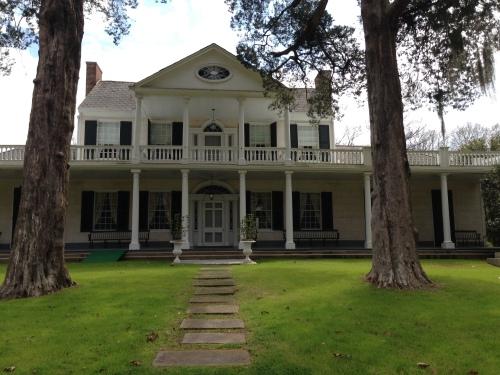 Linden, Antebellum House