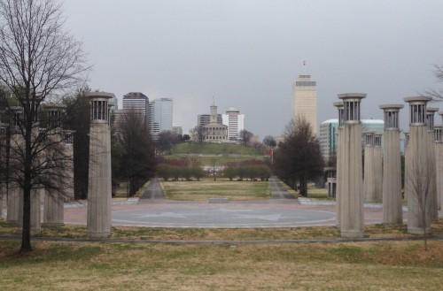 Bicentennial Capitol Mall State Park, Nashville,TN