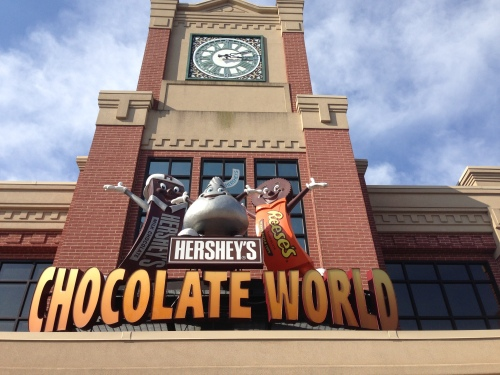 Chocolate World, Hershey, PA
