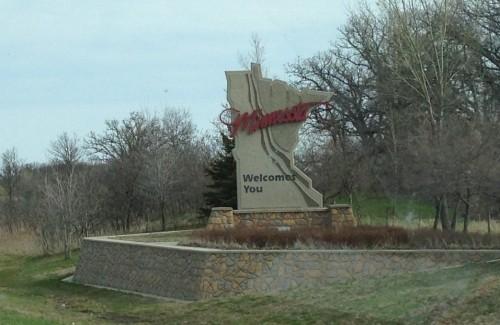 Minnesota Border