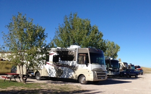 Mountain View RV Park, Sundance, Wyoming, #45