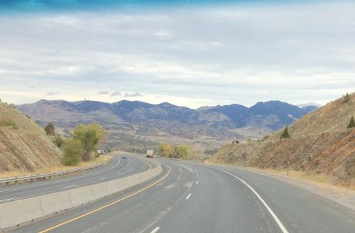 Montana, I-90