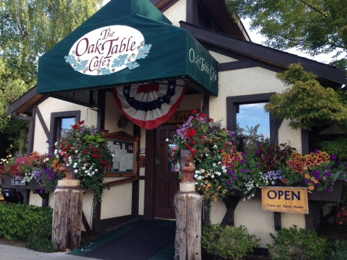 The Oak Table Cafe
