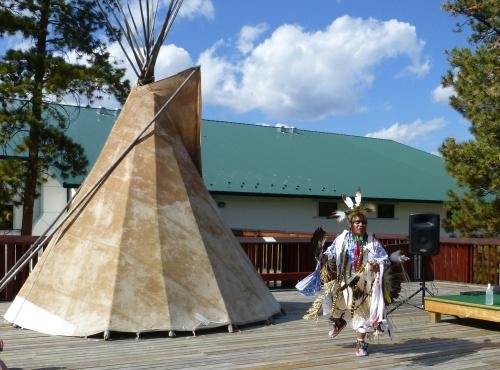 Native American Dance Demonstration