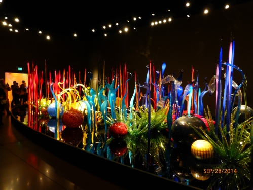 Dale Chihuley Exhibit