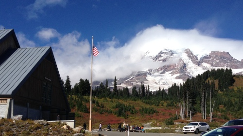 Mount Rainier Visitor Center