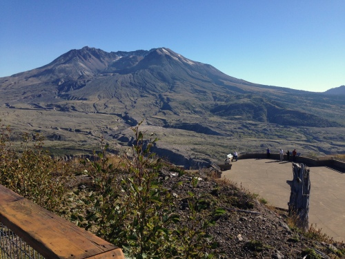 Mount St Helens, Johnston Ridge Observatory