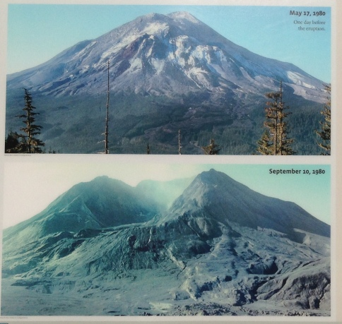 Mount St Helens