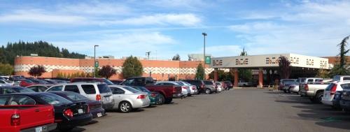 Spirit Mountain Casino, Oregon