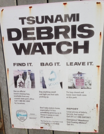 Tsunami Debris Watch