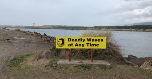 Deadly Waves at Any Time