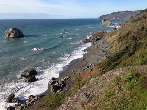 Pacific Ocean, California
