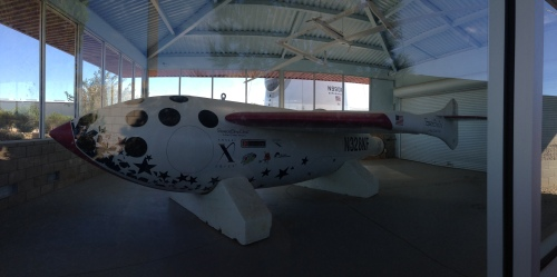 1/5 Replica of SpaceShipOne
