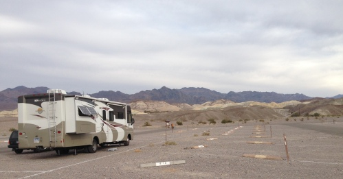 Sunset RV Park at Furnace Creek