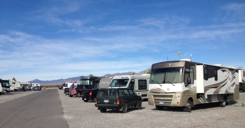 Wine Ridge RV Resort in Pahrump, NV. #508