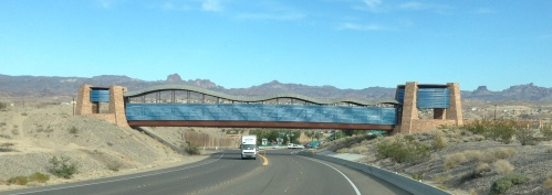 Laughlin Pedestrian Bridge