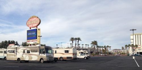 Riverside Casino, Laughlin, NV