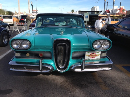 Old Cars In Laughlin The Nomadic Life - Riverside casino car show