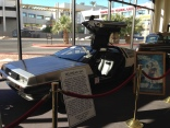Delorian..the Back to the Future Car