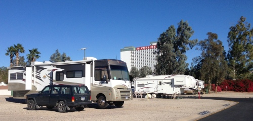 Riverside Resort RV Park, Laughlin, NV #347