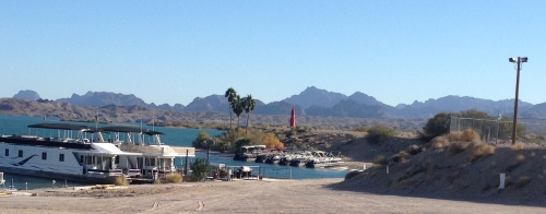 Lake Havasu Marina Lighthouse