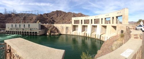 The Parker Dam