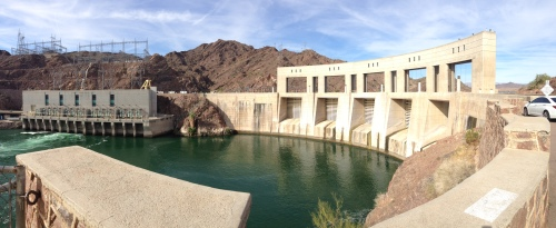 The Parker Dam
