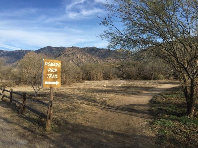 Romero Ruin Trail