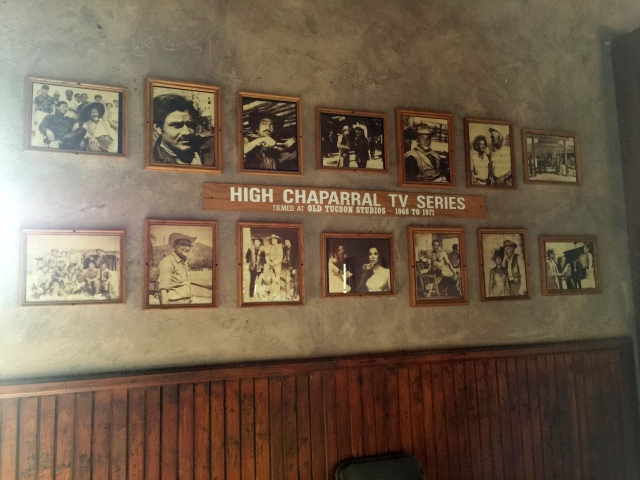 High Chapparal Crew