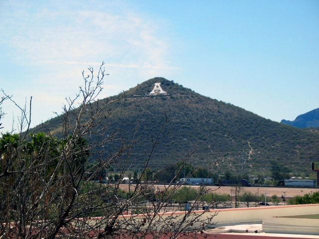 A Mountain, Tucson, AZ