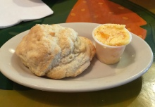 Biscuit & Apricot Butter