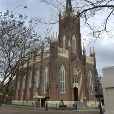 St. Mary's Cathedral, Roman Catholic, 1842