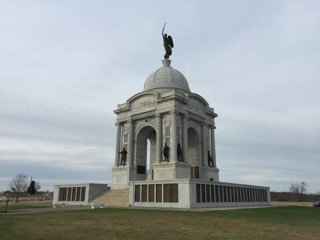 Sacrifice of the 1st Minnesota