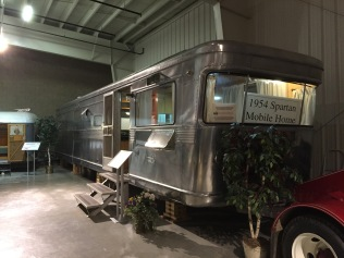 1954 Spartan Imperial Mansion 8x42 Foot Mobile Home