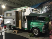 1969 Stites Chassis Mount Truck Camper