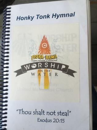 Honky Tonk Hymnal