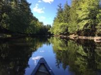 Canoe Trip on Ashuelot River